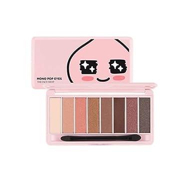 kakao friends apeach makeup