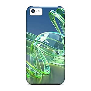 Glass Sculpture 58 Awesome High Quality Iphone 5c Case Skin