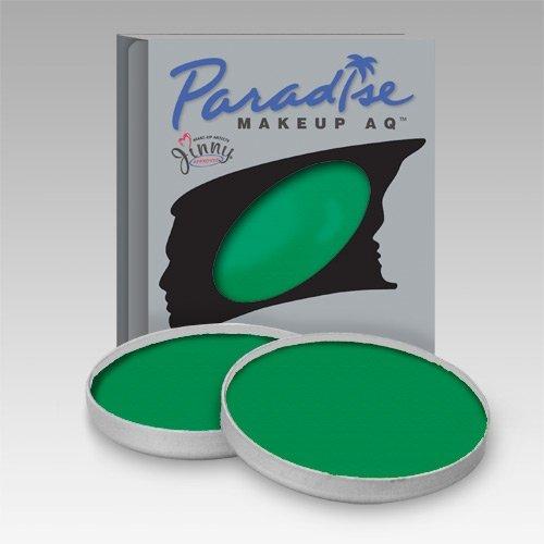Mehron Paradise Face Paint Refills - Amazon Green (0.25 oz) Morris Costumes DD801AM