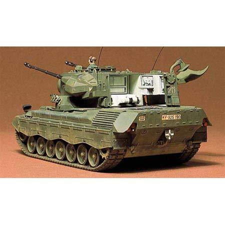 Tamiya America, Inc 1/35 W German Flakpanzer Gepard, TAM35099