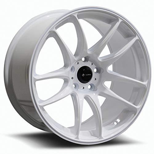 18 white rims - 5