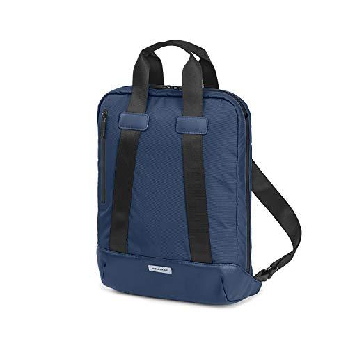 Sapphire Bag - Moleskine Metro Vertical Device Bag, Sapphire Blue
