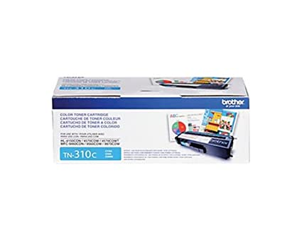Brother Mfc-9970Cdw Toner Cartridge ( Cyan , 1-Pack )