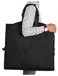 "Magictodoor Versatile Garment Bag 60"" Tri-Fold Gown Length w/Haning Hook"
