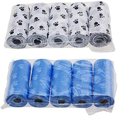 Gamloious Bolsas de Basura de plástico Pet fácil Toma ...