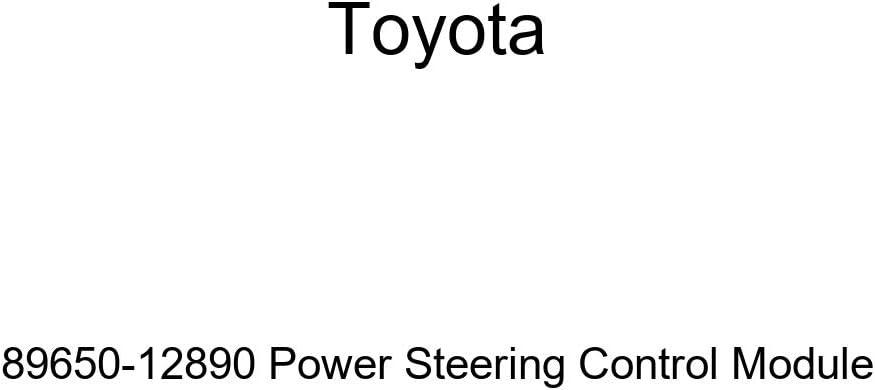 TOYOTA 89650-12890 Power Steering Control Module