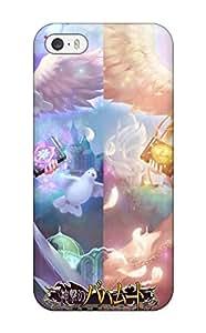 7598288K249174041 animal brownclouds fishkimono Anime Pop Culture Hard Plastic iPhone 5/5s cases