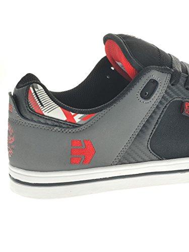 Etnies Etnies Fsas X Twitch Rockfield grey/black, Scarpe da Skateboard uomo Grigio grigio Grigio (grigio)