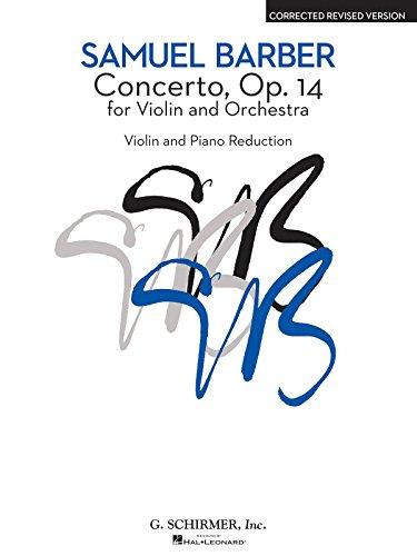 Barber: Violin Concerto, Op. 14