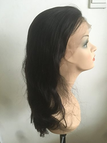 100% top quality indian remi full lace wig 16inch by superiorlacewigs (Image #1)