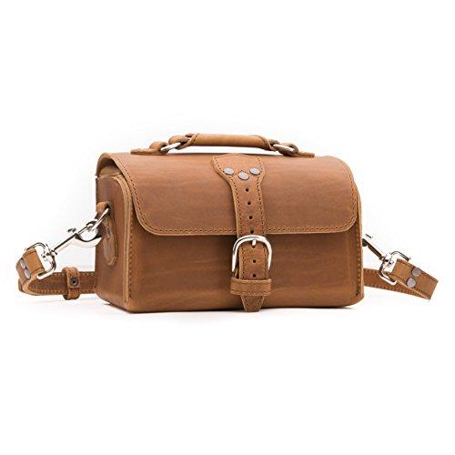 Saddleback Leather Travel Case Medium Tobacco (Saddleback Leather Bag)