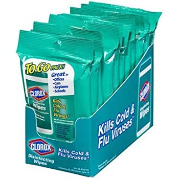 Clorox Disinfecting Cleaning Wipes