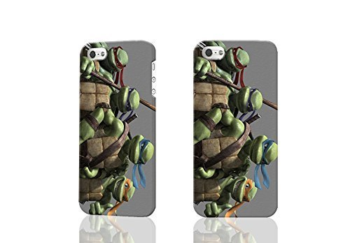 TMNT Teenage Mutant Ninja Turtles 3D Rough Case Skin ...