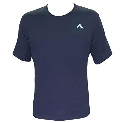 幻想序文摂氏度P818TSM01 (吸水速乾 UV メンズプリントTシャツ)