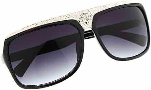 e78d9d13c2f 1 Pc Fashion Evidence Sunglasses Hiphop Fleur De Lis Celebrity Shades -  Choose Color