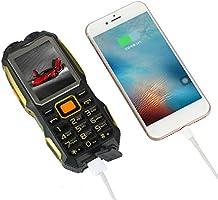 Generic 2.4inch 19800mah Rugged Phone Dual SIM GSM Walkie Talkie ...