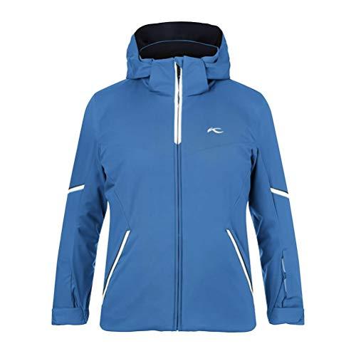 Kjus Formula Boys Ski Jacket - 12/Aquamarine Blue