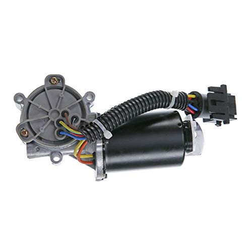 A-Premium Transfer Case Shift Motor for Ford Explorer 1991-1995 Ranger 1990-1995 Bronco II 1990 B2300 B3000 B4000 1994 Navajo 1991-1994 ()