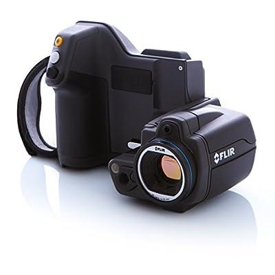 "FLIR 62103-1101 model FLIR T420 High-Sensitivity Infrared Thermal Imaging Camera with MSX Thermal Image Enhancement, 320 x 240 IR Resolution, Measures Temperature to 1202°F (650°C), 3.5"" Display, Manual/Automatic Focus, 76,800 Pixels / Thermal Resolution,"