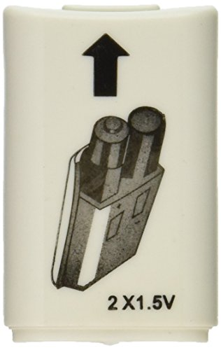 Battery Pack Cover for Xbox 360 Controller - White