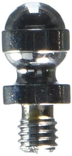 Solid Brass Acorn Tip (Deltana CHAT26 Solid Brass Cabinet Acorn Tip)