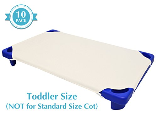 American Baby 10-Piece 100% Cotton Percale  Toddler Day C...