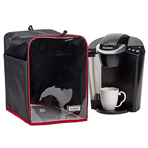Visible Dust Cover Compatible with Keurig