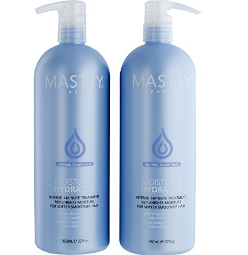 Mastey Moisturee Hydrator Intense 1-minute Treatment for Normal to Dry Hair