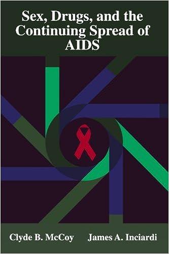 Aids continuing drug sex spread