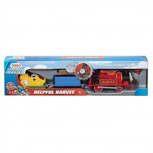 Fisher-Price Thomas & Friends TrackMaster, Helpful Harvey (Cars Thomas Train)