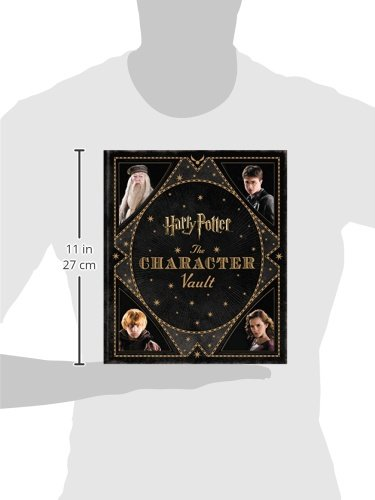 Harry Potter. The Character Vault (Harper Design): Amazon.es: Jody Revenson: Libros en idiomas extranjeros