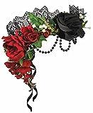 Forum Novelties Women's Fortune Teller Flower Crown, As Shown, One Size