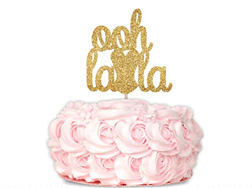 Amazon Ooh La Cake Topper Bridal Shower