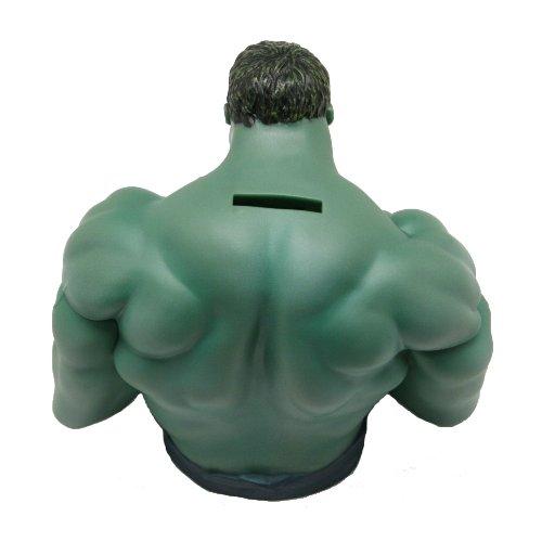 Monogram International Avengers Hulk Piggy Bank