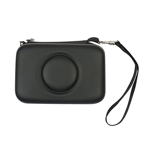 Katia piel PU Snap Caso de Cámara Instantánea con Logic bolsillo para Polaroid Snap Instant Digital Camera, Black Eva Case,...