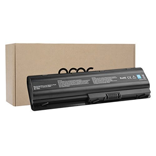 OMCreate Replacement for HP MU06 Notebook Battery 593553-001 G62 G32 G42 G42T G56 G72 G4 G6 G6T G7; Compaq Presaio...
