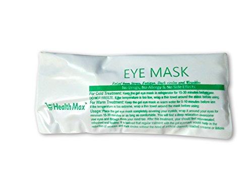 Health Max Tm Relaxing Gel Eye Mask