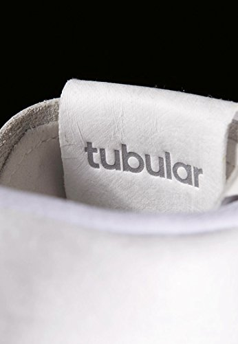 Instinct Homme Tubular adidas Formateurs Blanc AURH5xw