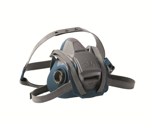 3M Rugged Comfort Quick Latch Half Facepiece Reusable Respirator 6503QL/49492, Large by 3M Personal Protective Equipment (Image #4)