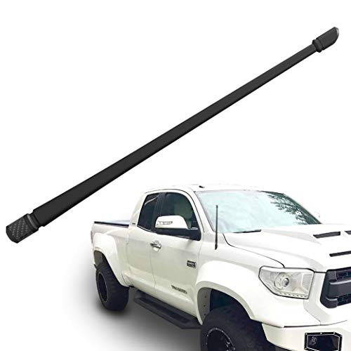 patible with 2000-2018 Toyota Tundra | 13 inches Flexible Rubber Antenna Replacement | Designed for Optimized FM/AM Reception ()