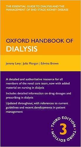Oxford handbook of dialysis oxford medical handbooks oxford handbook of dialysis oxford medical handbooks 3rd edition fandeluxe Gallery