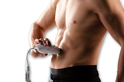 Sensilight Mini50 Permanent Hair Removal Device 50,000 Flashes - Specially For Men. A Home Machine, Using IPL Technology. Great Body And Facial Hair Remover. Can Be Used On The Leg, Back,Chest, Neck