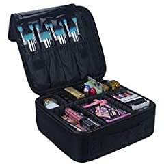100% Satisfaction Guarantee. WORRY FREE! ORDER NOW! Any problem please feel free to contact us. Unrivalled quality: Our make up Organizer will look just like new even after a long time use due to its durable and waterproof material. It is ver...