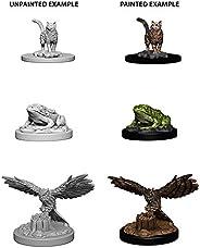 WizKids Deep Cuts Unpainted Miniatures: Wave 4: Familiars