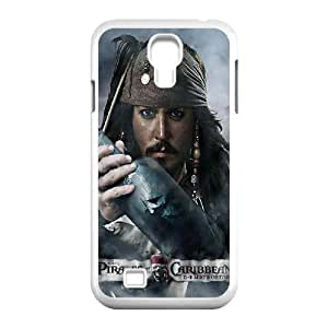 C-EUR Customized Pirates of the Caribbean Pattern Protective Case Cover for Samsung Galaxy S4 I9500