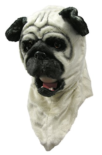 THUMBS UP Thumbsup UK, Pug Dog Mask -
