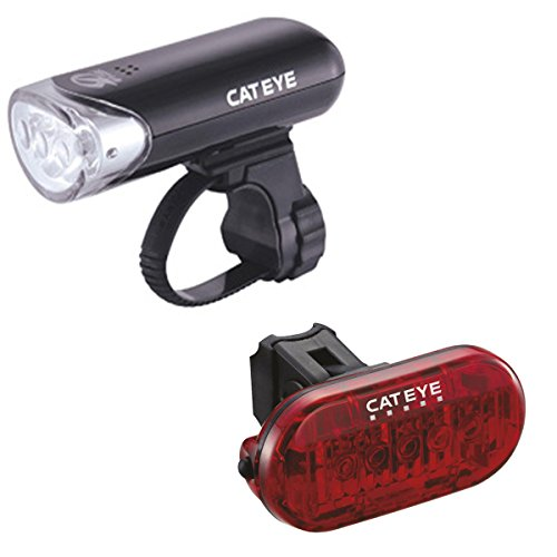 Cateye Led Rear Light Rapid 3 - 7
