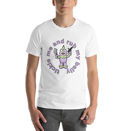 Mr McGibblets Funny Men's T-Shirt White