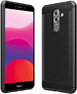 Vkaiy Funda Huawei Honor 6X, Huawei Honor 6X Carcasa, Fibra de ...