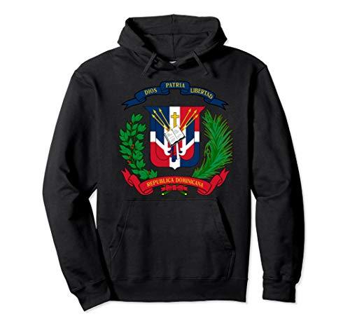 - Dominican Republic Coat of Arms Escudo Dominicano Hoodie